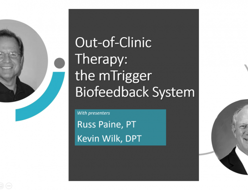 Out-of-Clinic Therapy with Russ Paine & Kevin Wilk [WEBINAR RECORDING]