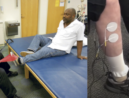 Biofeedback Aids Drop Foot Rehabilitation